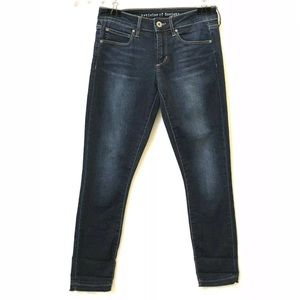 🌀Articles of Society Carly Skinny Crop Jeans 25